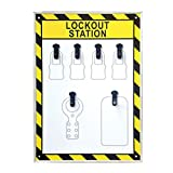 Liquor Security Lockout Station /Center for Safety Padlocks,Unfilled, Station Only£¬For Industrial Engineering