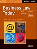 img - for Business Law Today, Standard Edition: Text and Summarized Cases--E-Commerce, Legal, Ethical and International Environment (with Online Research Guide) (Available Titles CengageNOW) book / textbook / text book