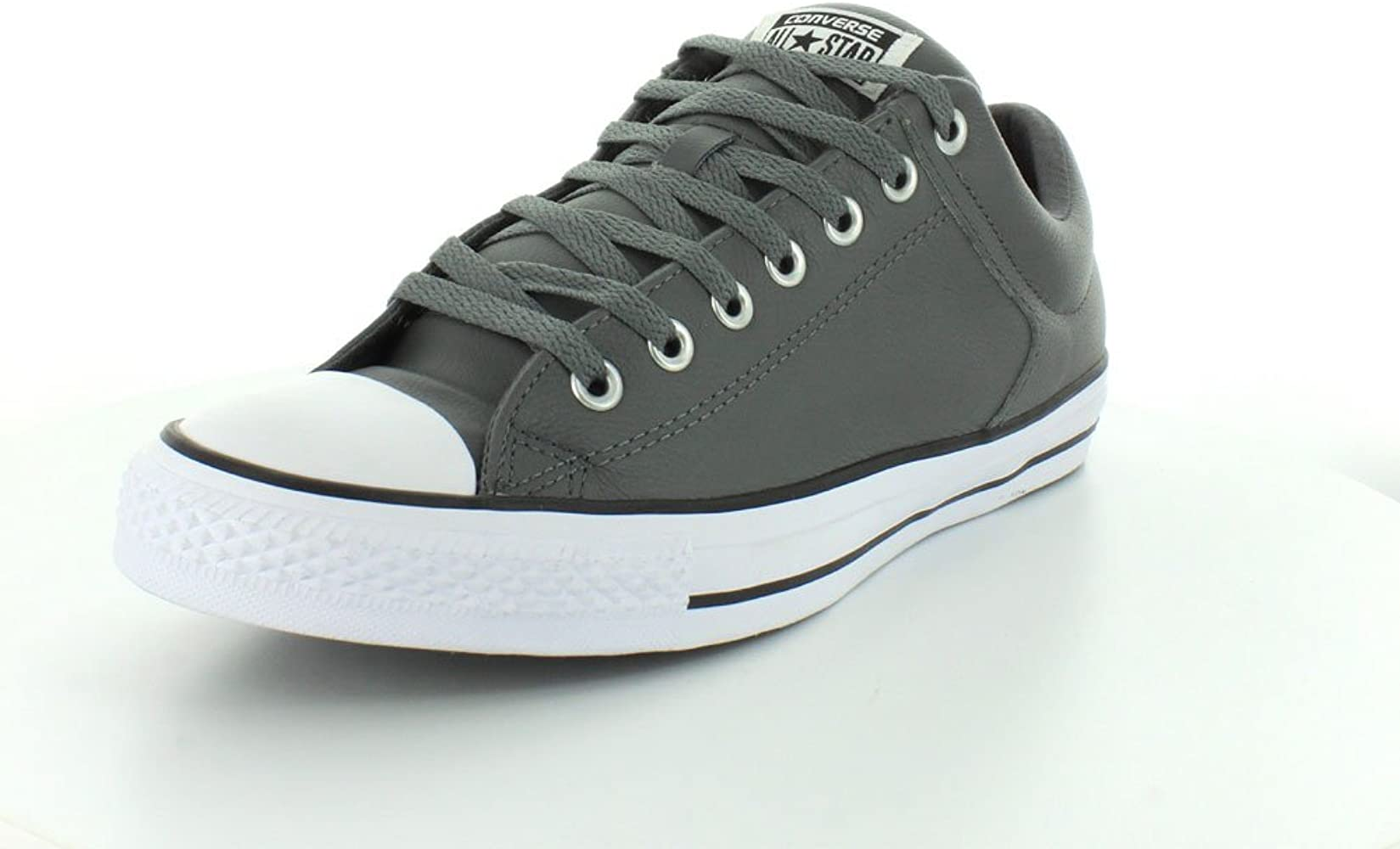 Converse Mens Street Leather Low Top Sneaker