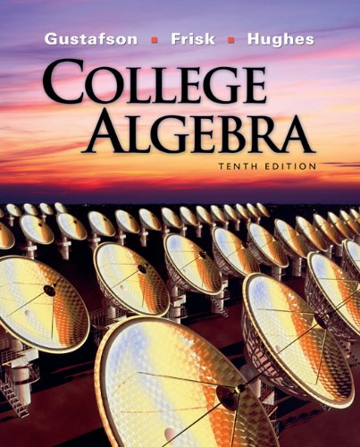 Download College Algebra (Available 2010 Titles Enhanced Web Assign) Pdf