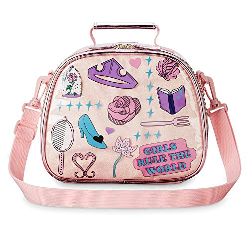 Disney Princess Icons Lunch Tote for Girls