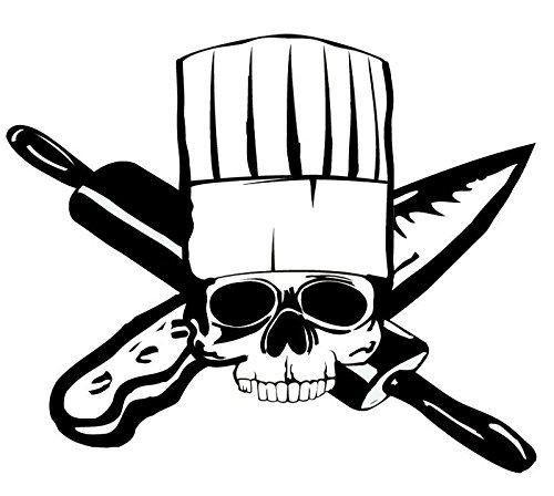 chef car decals - 5