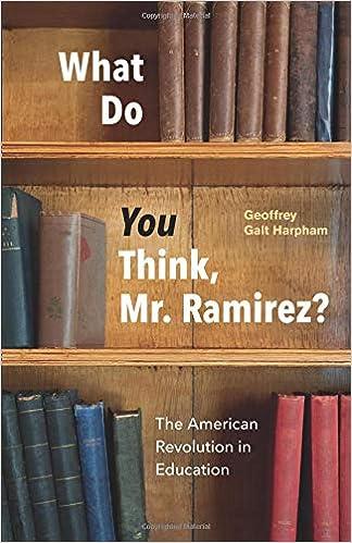 Amazon com: What Do You Think, Mr  Ramirez?: The American