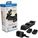 PDP Energizer 2X Extra Life Charge System for PS4 - Deluxe Edition