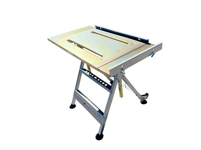 Mesa de soldadura y fabricación portátil NOVA con inclinación ...