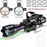 XOPin Scope Combo 4-16x50EG with 4 Image