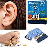 CARDEON Quit Stop Smoking Smoke Ear Auricular Magnet Therapy Loss Weight Acupressure