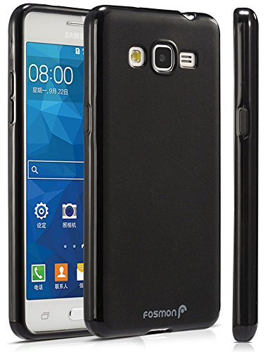 Cheap Cases Samsung Galaxy Grand Prime Case, Fosmon [DURA FROST] Smooth Durable & Flexible..