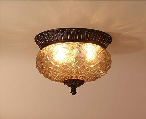 HTL Lámparas decorativas domésticas para el techo, bar ...