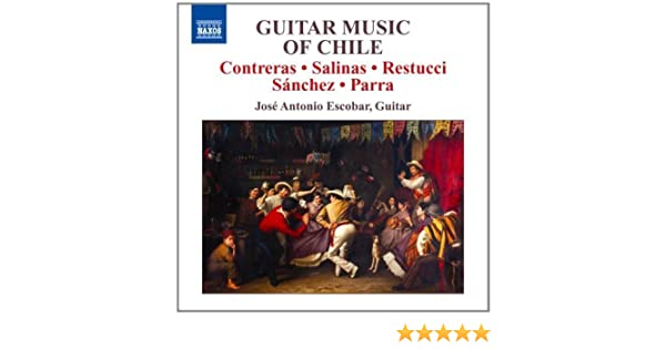 Guitar Music of Chile by Naxos : Unknown: Amazon.es: Música