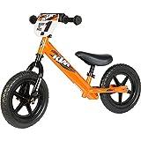 Strider - 12 Sport Balance Bike, Ages 18 Months to 5 Years, Custom KTM Orange