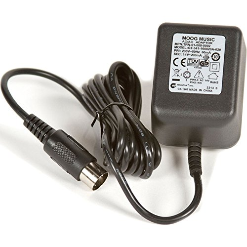 Moog Etherwave Theremin Power Supply