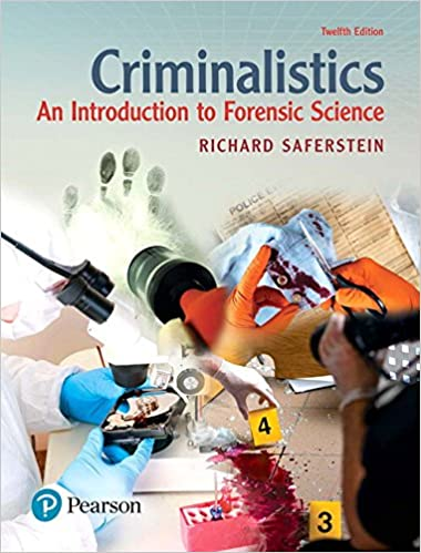 Epub Download Criminalistics An Introduction To Forensic