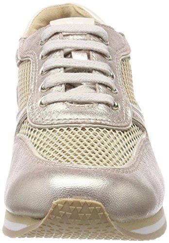 Capriccio Damen 23605 Sneaker Oro (gld Incontrato Pettine 927)