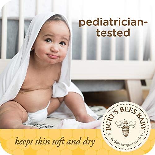 51VaL5weVkL. AC - Burt's Bees Baby 100% Natural Origin Diaper Rash Ointment - 3 Ounces Tube