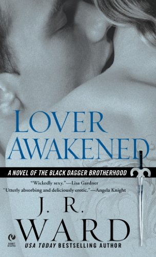 Lover Awakened (Black Dagger Brotherhood, Book 3) cover