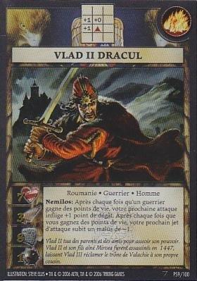 ANACHRONISM FRENCH PROMO CARD ...