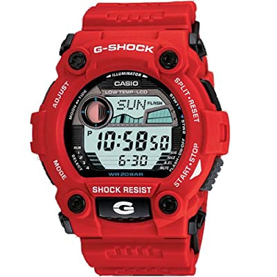 G-Shock Rescue Concept 7900 Watch by Casio