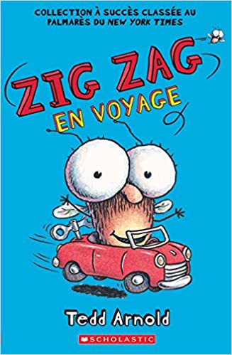 N/° 11 Zig Zag en voyage Zig Zag