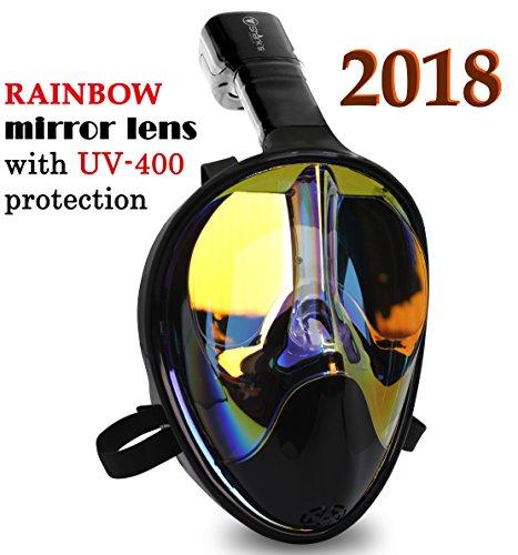 Snorkeling Panoramic Anti Leak Anti Fog Adjustable product image