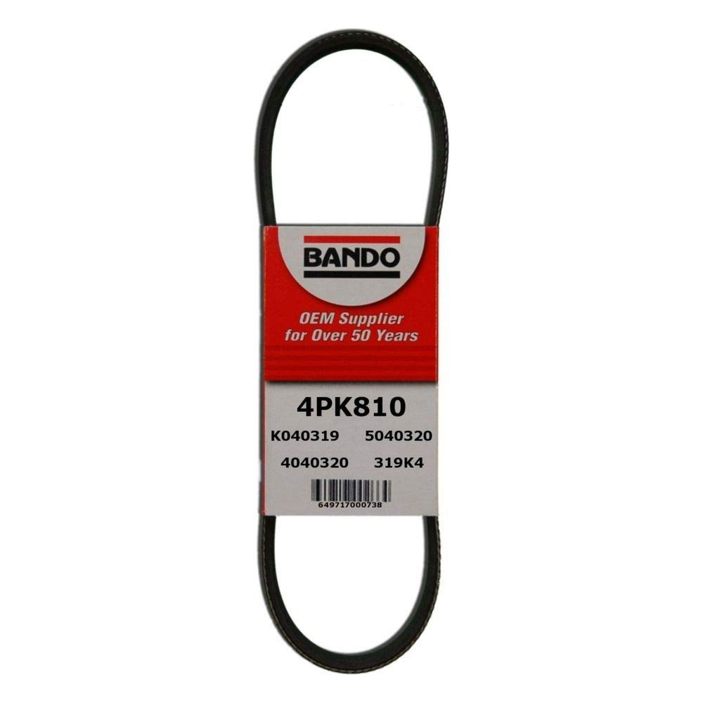 Bando 4PK590 OEM Quality Serpentine Belt