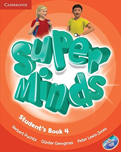 Super Minds Level 4 Student