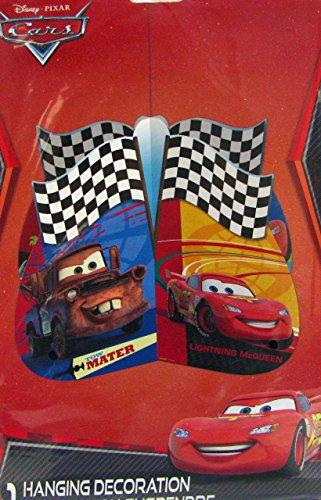 3D Hanging Disney Cars