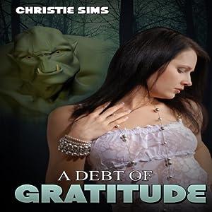 A Debt of Gratitude Audiobook