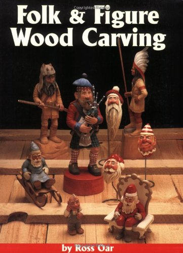 Folk & Figure Woodcarving
