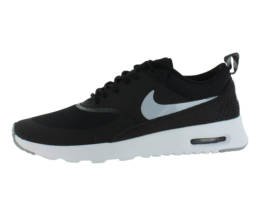 60e96cd4e3c45 Galleon - NIKE Air Max Thea Women Sneakers Black Anthracite White Wolf Grey  599409-007 (Size  7.5)