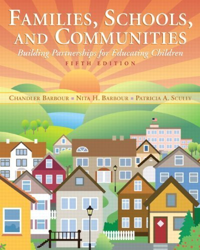 Families by Barbour, Chandler H, Barbour, Nita H., Scully, Patricia A.. (Pearson,2010) [Paperback] 5th Edition