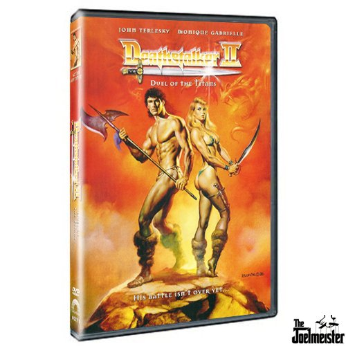Deathstalker 2 (Roger Cormans Cult Classics Sword And Sorcery Collection)