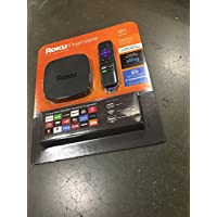 Roku Premiere-4K UHD Streaming Player-Netflix, Hulu, HBO Now, Amazon Instant Video, Showtime Anytime, Disney, NBC Sports, Sling TV, PBS, Crackle, 350,000+ Movies,TV Episodes, 2,500+ Streaming Channels