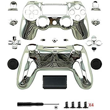 04f51b95 Canamite Replacement Parts Full PS4 Controller Housing: Amazon.co.uk:  Electronics