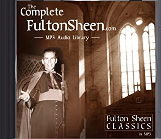 Fulton Sheen Complete Audio Library by Archbishop Fulton J. Sheen (B002AO4W2Q) | Amazon Products