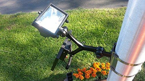 Commercial Solar Flag Light