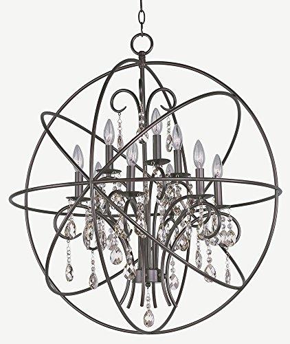 Maxim Lighting 25145OI Orbit-Single Pendant 9