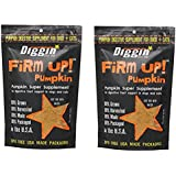 Diggin Your Dog kEYLGX Firm Up Pumpkin Supplement, Vegetable, 9.5H X 6.5W X 2.5D (Pack of 2)