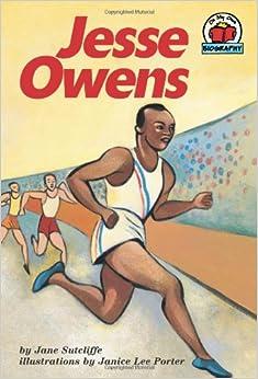 jesse owens kid biography books