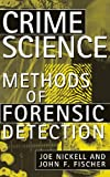 capa de Crime Science: Methods of Forensic Detection