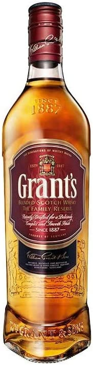 Grants Whisky 1L: Amazon.es: Alimentación y bebidas