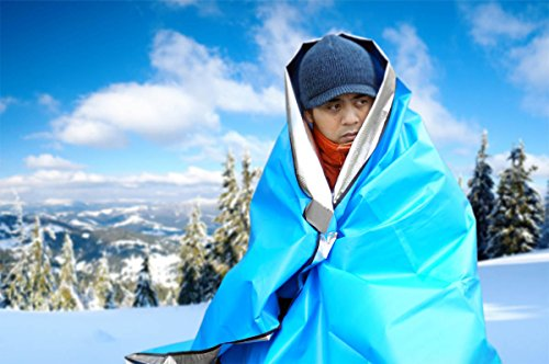SE EB5182 Emergency Outdoor Double Sided Blanket