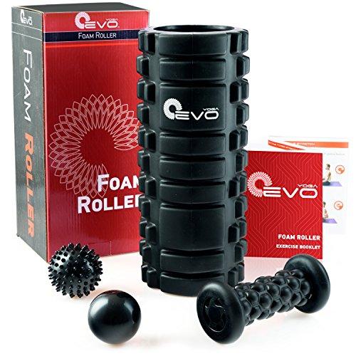 Yoga EVO Foam Roller Bundle