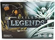 Exiled Legends: Earth & Air - from The Creators of Unstable Unicorns - Designed to be Added to Your Exiled