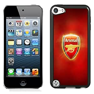 New Personalized Custom Designed For iPod Touch 5th Phone Case For Arsenal FC Logo Phone Case Cover