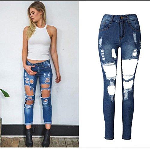 GBSELL-Fashion-Women-Casual-Ripped-Slim-Denim-Pants-Boyfriend-Jeans-Trousers