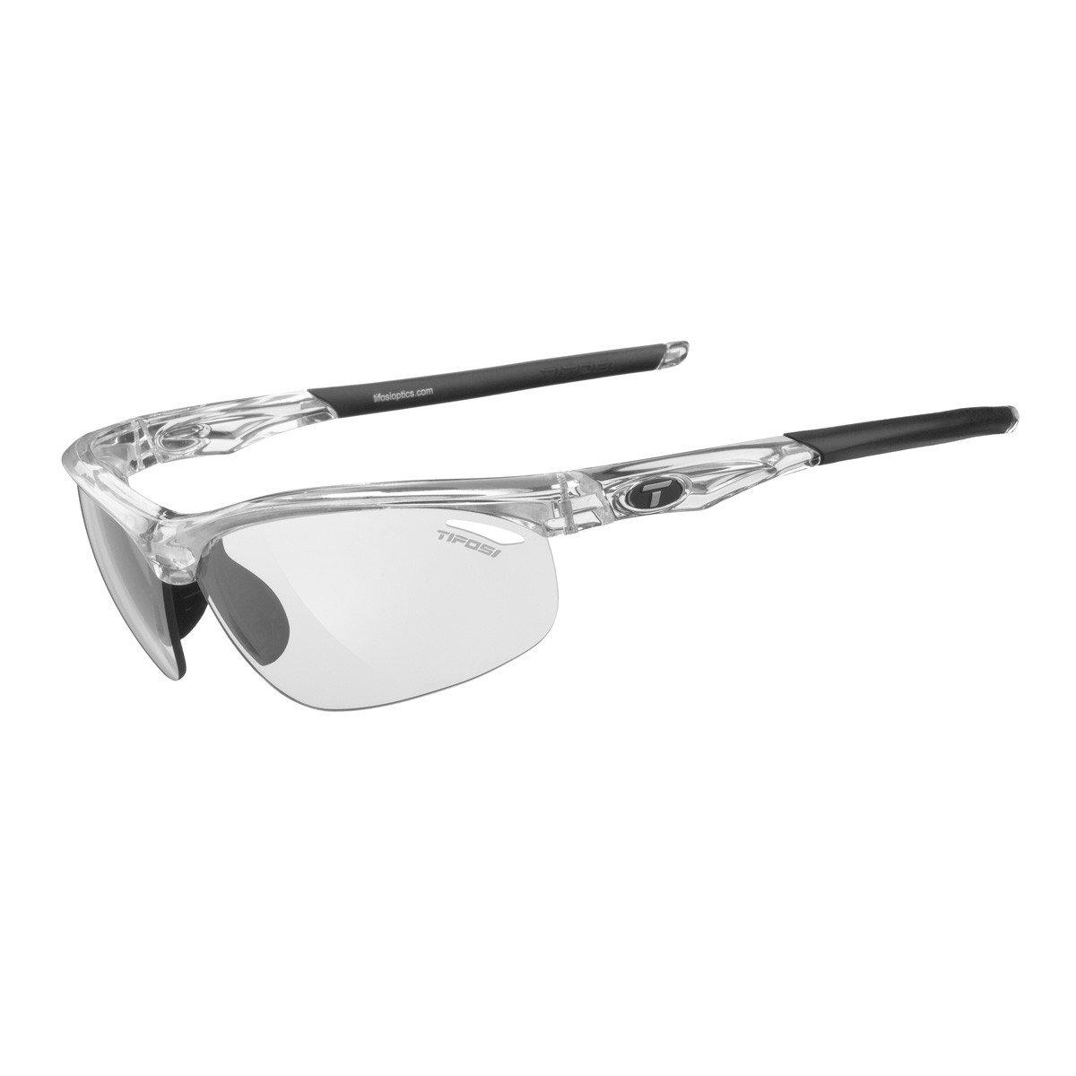 Tifosi Optics Sport Veloce, 1040305331 - Gafas de Ciclismo para Hombre, Talla única, Color Transparente