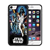 ModifiedCases Vintage 1 Wallpaper Star Wars Bumper Case Compatible with Apple iPhone 7/8
