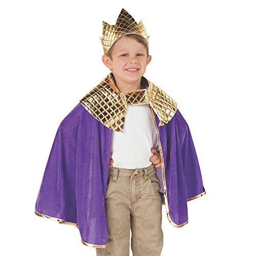 Toddler's Purple Wise Men (Wise Man Costume Toddler)
