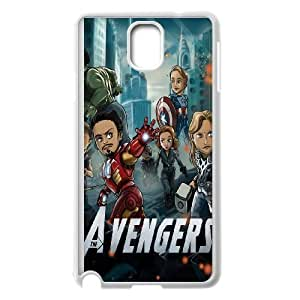 The Avengers Samsung Galaxy Note 3 Cell Phone Case White I3618530 by ruishername